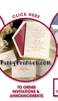 Order Invitations & Announcements